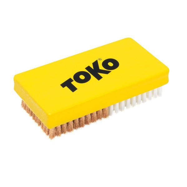 Toko Base Brush Combi Nylon/Kupfer