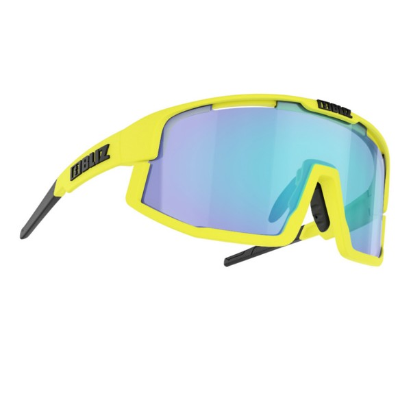 Bliz Active Vision mat yellow / blue multi 2020