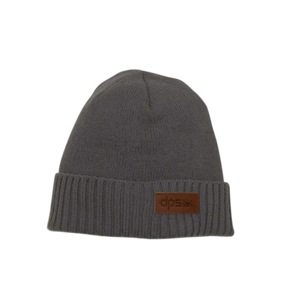 DPS Stevedore Beanie heather grey 15/16