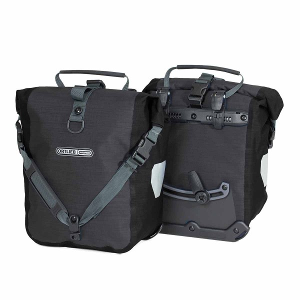 Ortlieb Sport Roller Plus Paar granit-schwarz