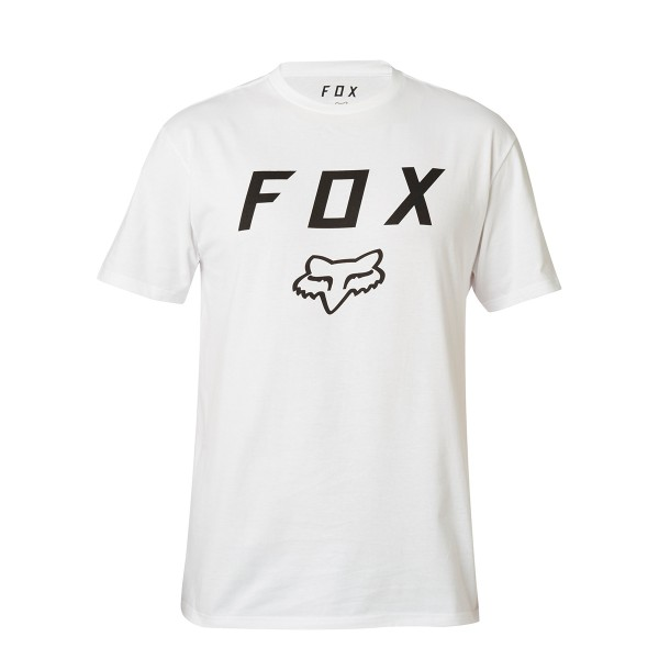Fox Racing Legacy Moth SS Tee opt white 2021