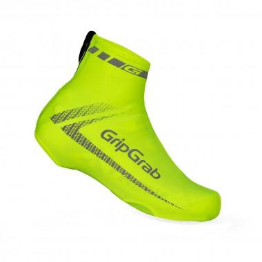 GripGrab RaceAero Hi-Vis Shoe Covers fluo yl 2015
