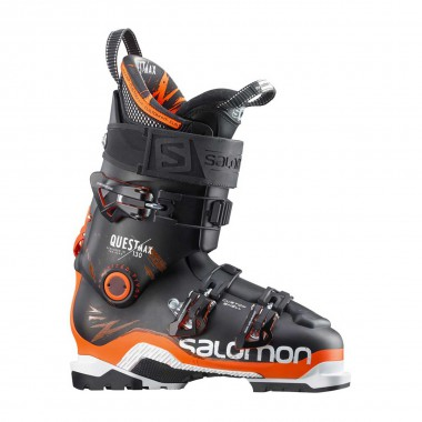Salomon Quest Max 130 black/orange 15/16