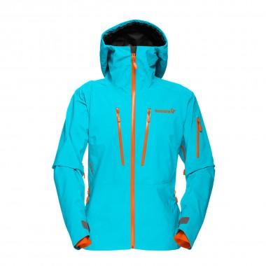 Norrona lofoten Gore-Tex Pro Jacket wms iceberg blue 16/17