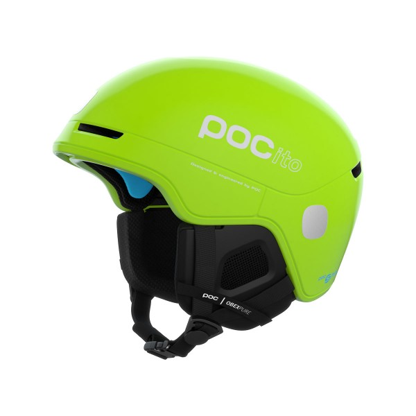 Poc POCito Obex Spin kids fluo yellow/green 20/21