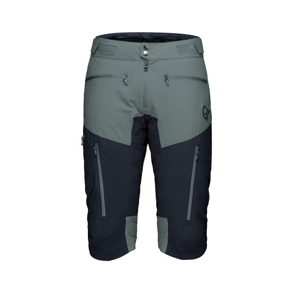 Norrona fjora flex1 Shorts castor grey / caviar 2020