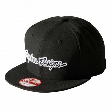Troy Lee Classic Signature Hat black 2016
