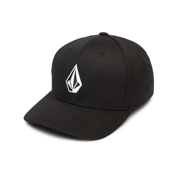 Volcom Full Stone XFit Cap black 2020