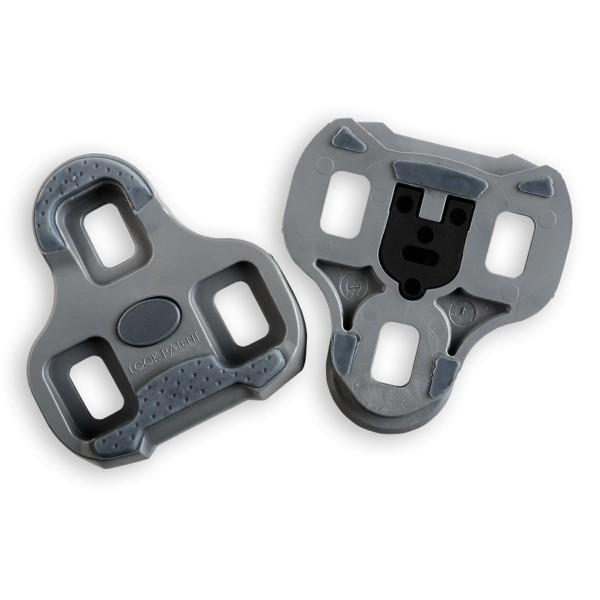 Look Keo Grip Pedalplatten/Cleats grau