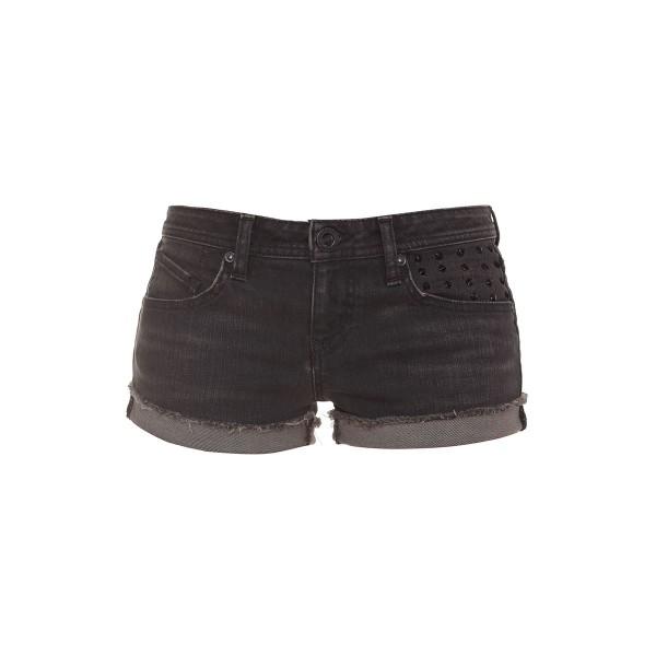 Volcom Soundcheck Short Short wms black 2014