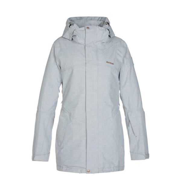 Zimtstern Jannaz Snow Jacket wms light grey 16/17