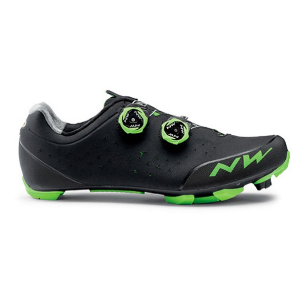 Northwave Rebel 2 black/green 2020
