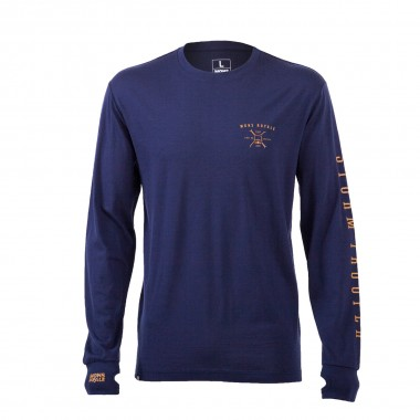 Mons Royale Original LS navy 15/16