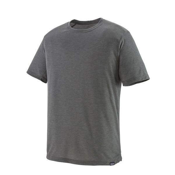 Patagonia Capilene Cool Trail Shirt forge grey 2020