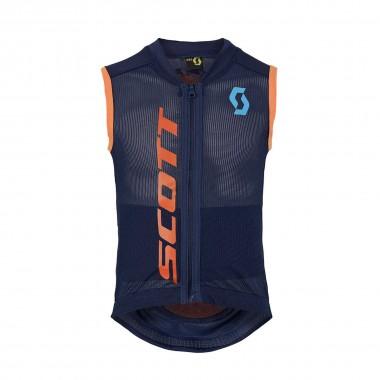 Scott Actifit Junior Vest Protector black / orange 15/16