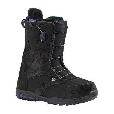 Burton Ritual wms black / grape 15/16