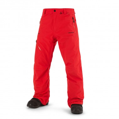 Volcom L Gore-Tex Pant fire red 15/16
