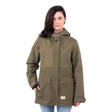 Holden Shelter Jacket wms olive 16/17