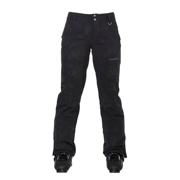 Armada Lenox Insulated Pant wms black floral 17/18