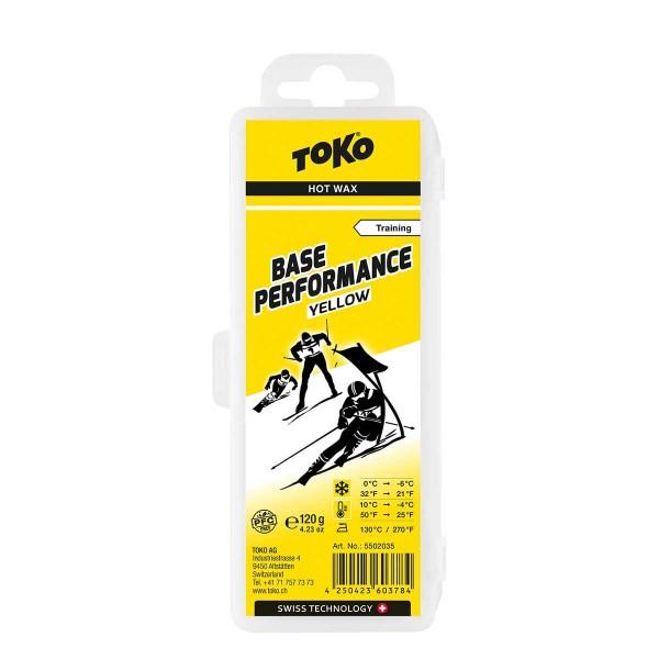 Toko Base Performance yellow 120g 20/21