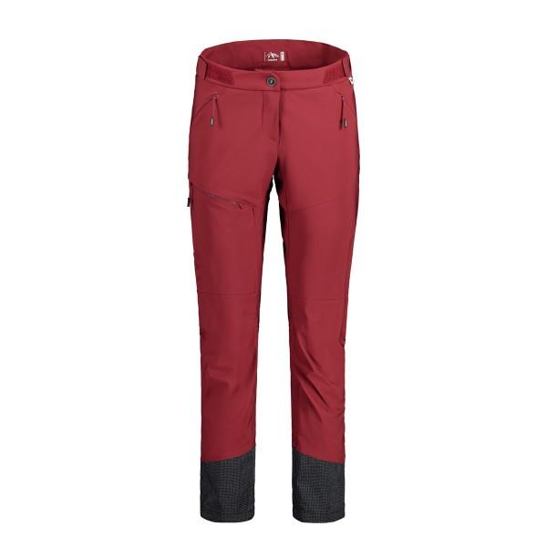 Maloja SangayM. Ski Tour Pants wms red monk 20/21