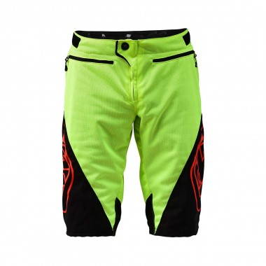 Troy Lee Sprint Short flo yellow 2016