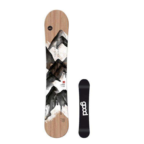 goodboards Wooden 20/21