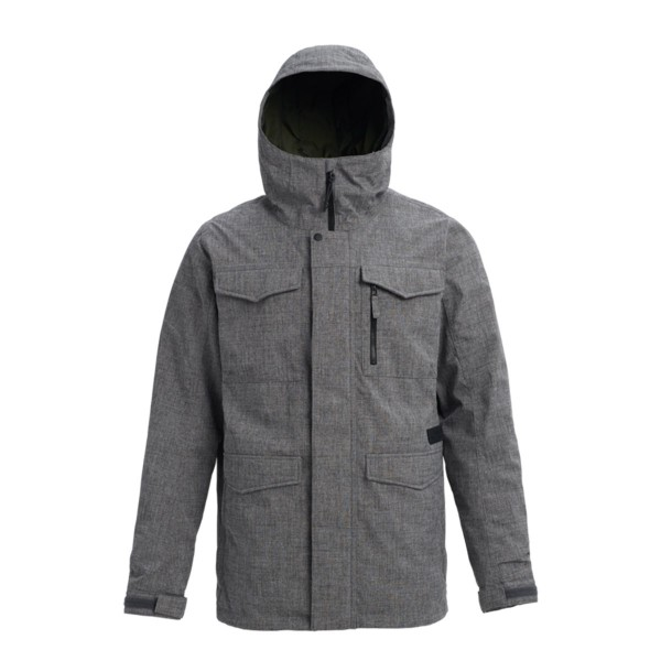 Burton Covert Jacket bog heather 18/19