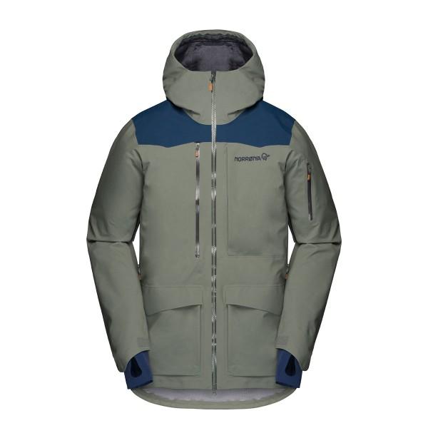 Norrona tamok Gore-Tex Pro Jacket castor grey 20/21