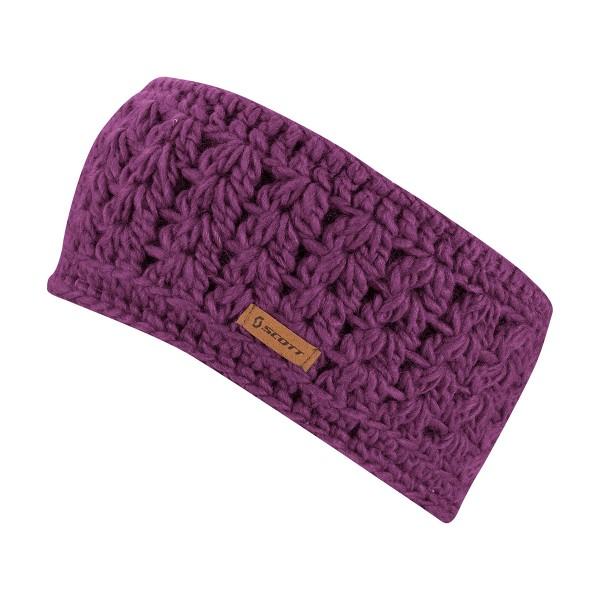 Scott MTN 30 Headband wms cassis pink 20/21