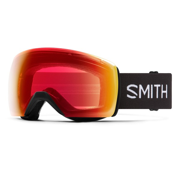 Smith Skyline XL black / ChromaPop photochromic red mirror 20/21