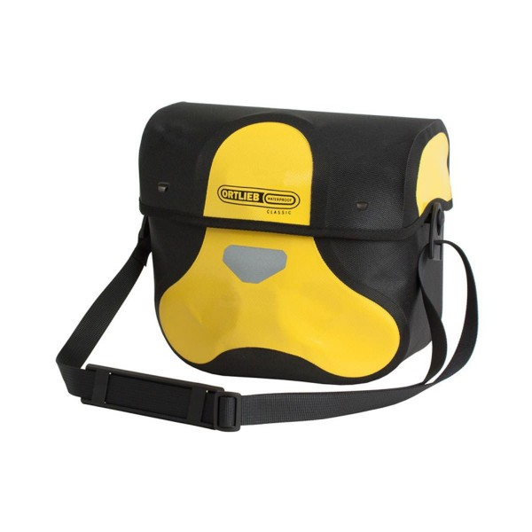 Ortlieb Ultimate6 Classic M yellow/black