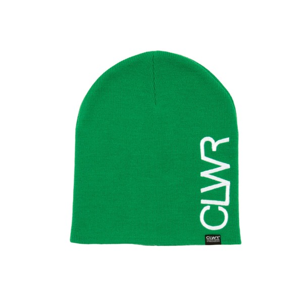 Colour Wear Logo Beanie turf green 13/14