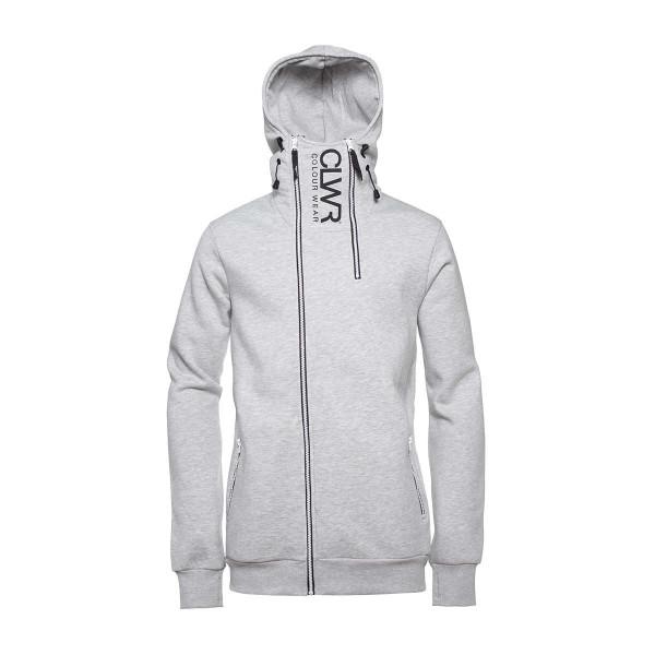Colour Wear Duo Hood grey melange 16/17