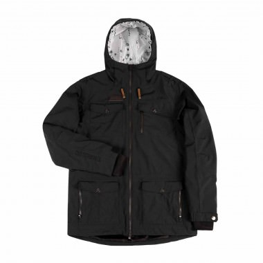 Saga Outerwear Fatigue 2L Jacket darkness 15/16