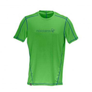 Norrona /29 tech T-Shirt green mamba 2015