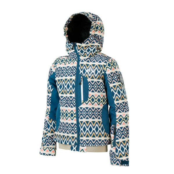 Picture Zoe Jacket kids mineral print 18/19