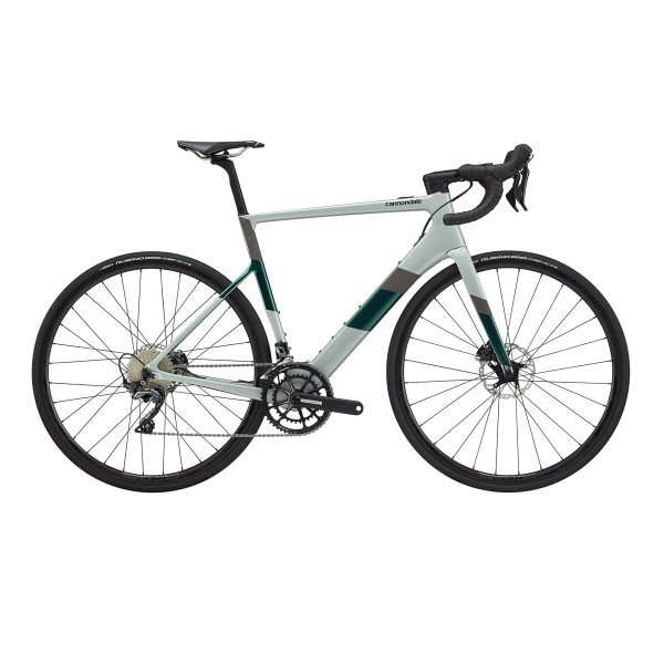 Cannondale SuperSix Neo 2 sage grey 2020