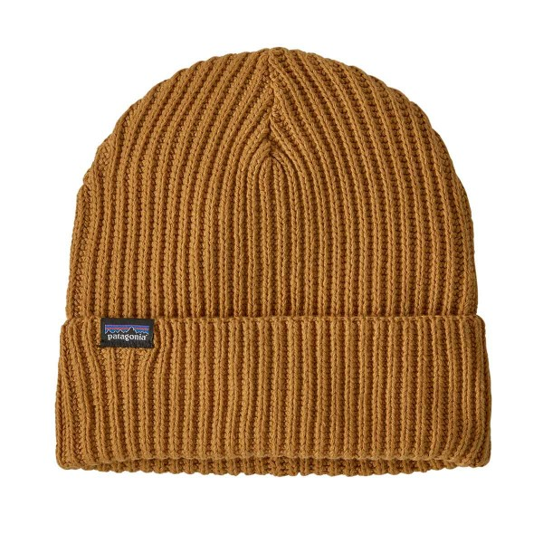 Patagonia Fishermans Rolled Beanie buckwheat gold 21/22