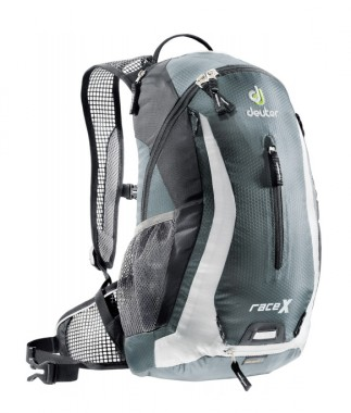 Deuter Race X granite-white 2017