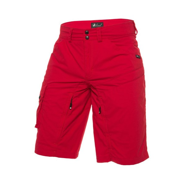 Local Outerwear Summit FR Shorts chili pepper 2016