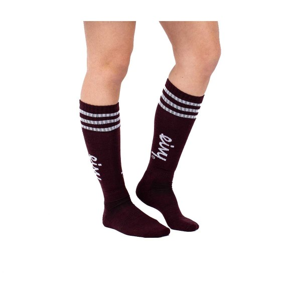 Eivy Under Knee Wool Socks wms wine 19/20