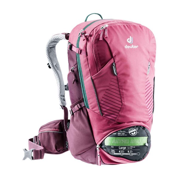 Deuter Trans Alpine 28 SL ruby blackberry 2020