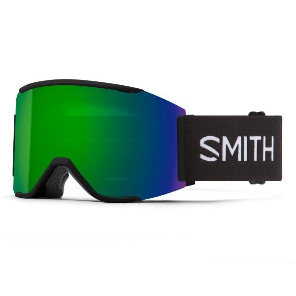 Smith Squad MAG black sun green 20/21