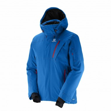 Salomon Iceglory Jacket union blue 15/16