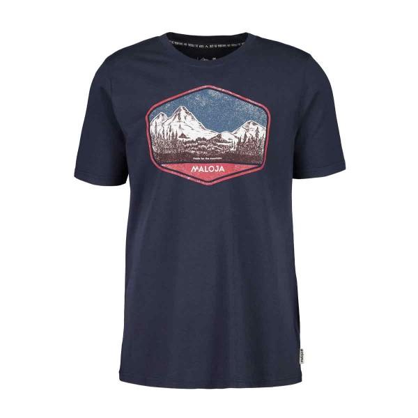 Maloja BeverinM. T-Shirt mountain lake 18/19