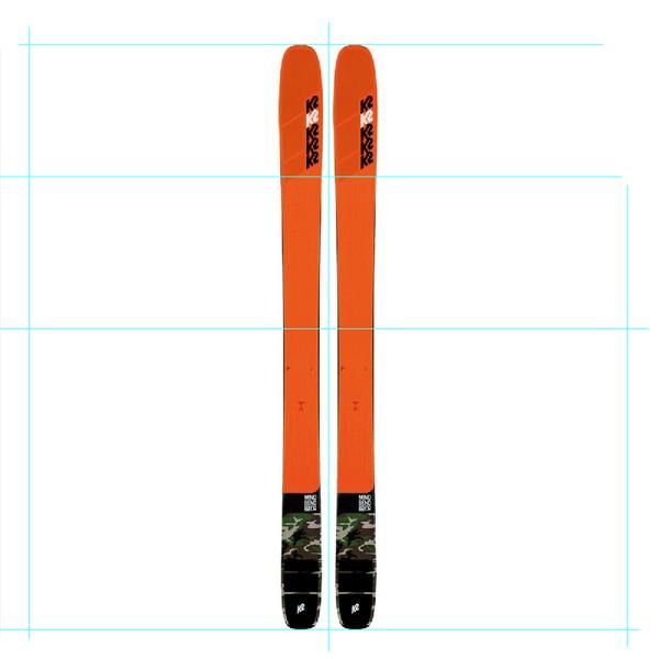 K2 Mindbender 116 C 19/20