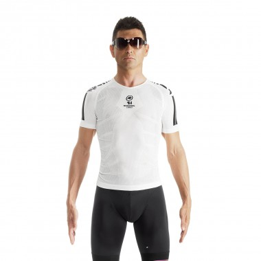 Assos Skin Foil Summer S7 BaseLayer white 2017