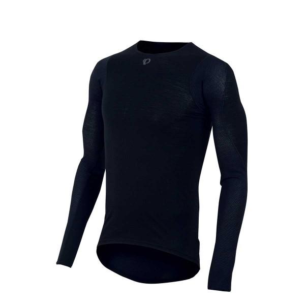 Pearl Izumi Transfer Wool LS CYC Base black