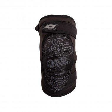 Oneal AMX Zipper Knee Guard II black 2015